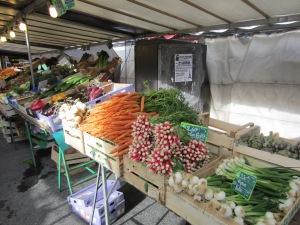 paris vegetable market