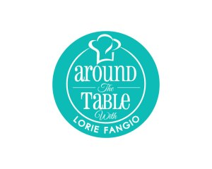 around the table blue logo