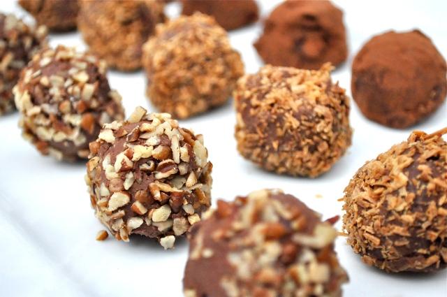 chcolate truffels